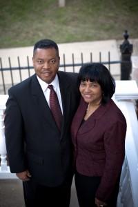 Reverend Cromwell & Sister Cynthia Handy